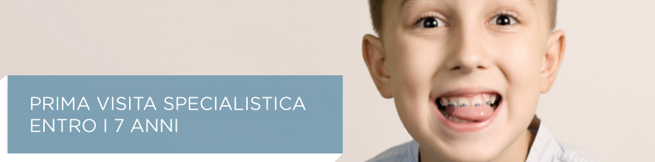 Ortodonzia dei bambini