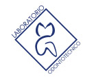 GM laboratorio odontotecnico logo